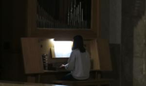 Audició orgue Joventuts Unides Nadal 2017