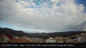 Pelicula desembre 2017 Webcam Nord