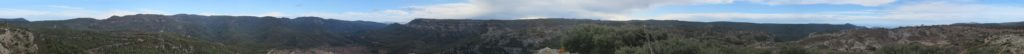 Panoràmica 360º cim Pic Picorandan