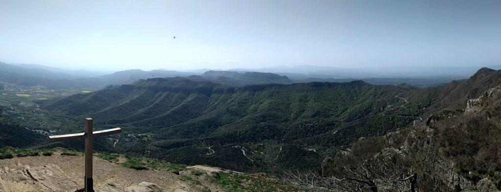 Vall de Joanetes i la Serra dels Llancers