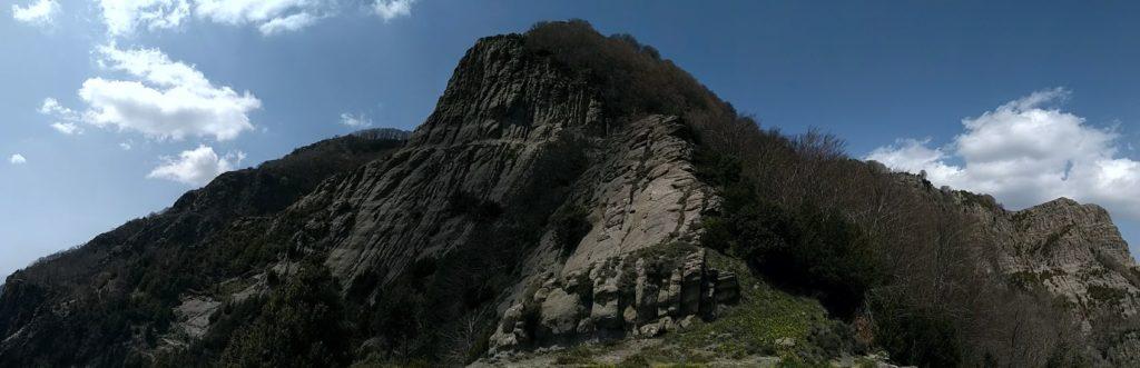 Cingleres del Puig del Llop i el Puigsacalm