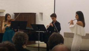 Là ci darem la mano, L.V. Beethoven - Flauta, viola i oboè