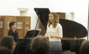 Marinela, Marinela, J. Serrano - Soprano i piano