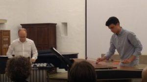 Carousel, D. Friedman&D. Samuels - Marimba i vibràfon