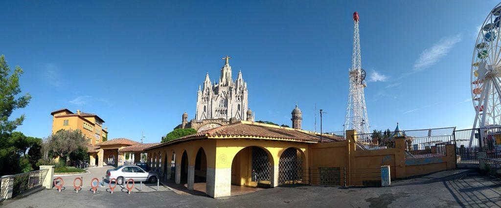 Cim sostre comarcal Barcelonès