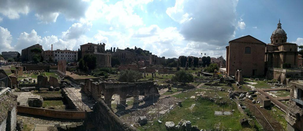 Fòrum Romà, i despedida de 3000 anys de història