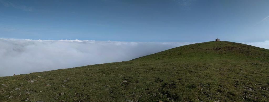 Cim monte Saioa