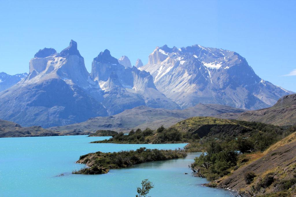 """Una """"infiltrada"""". Els massís de les Torres del Paine"""