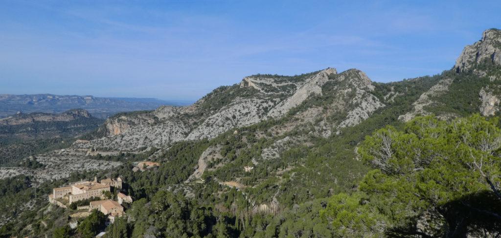 Balneari de Cardó i les ermites la Santíssima Trinitat i Sant Àngel