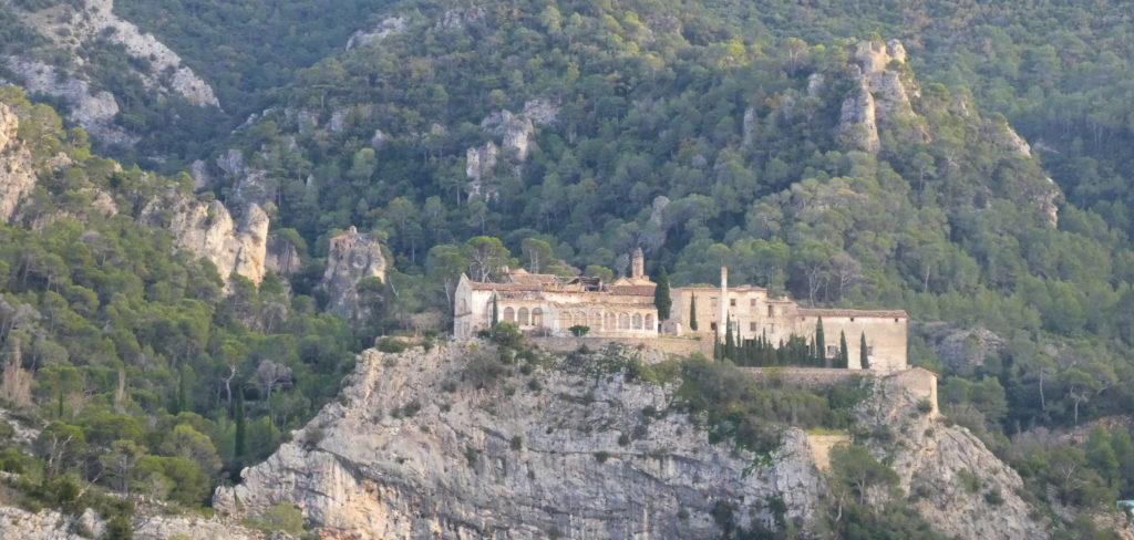 El balneari de Cardó i les ermites de la Columna i de Sant Onofre