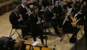 Concertino per a clarinet, André Waignein