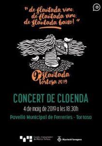 Programa Concert Cloenda