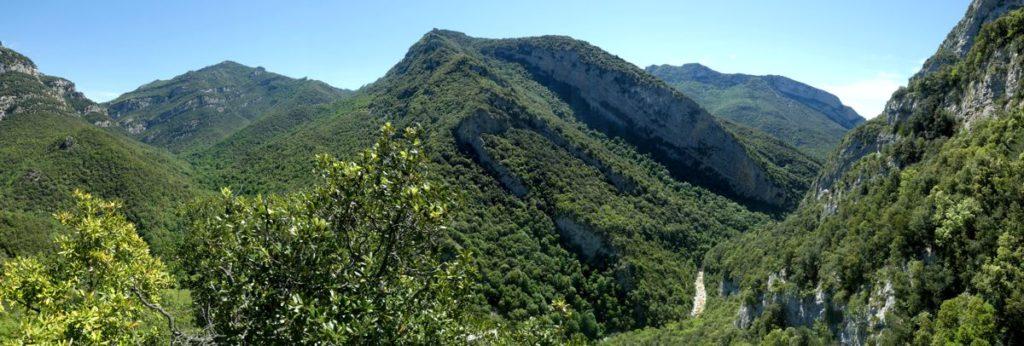 Gorges del Citró, Sant Aniol