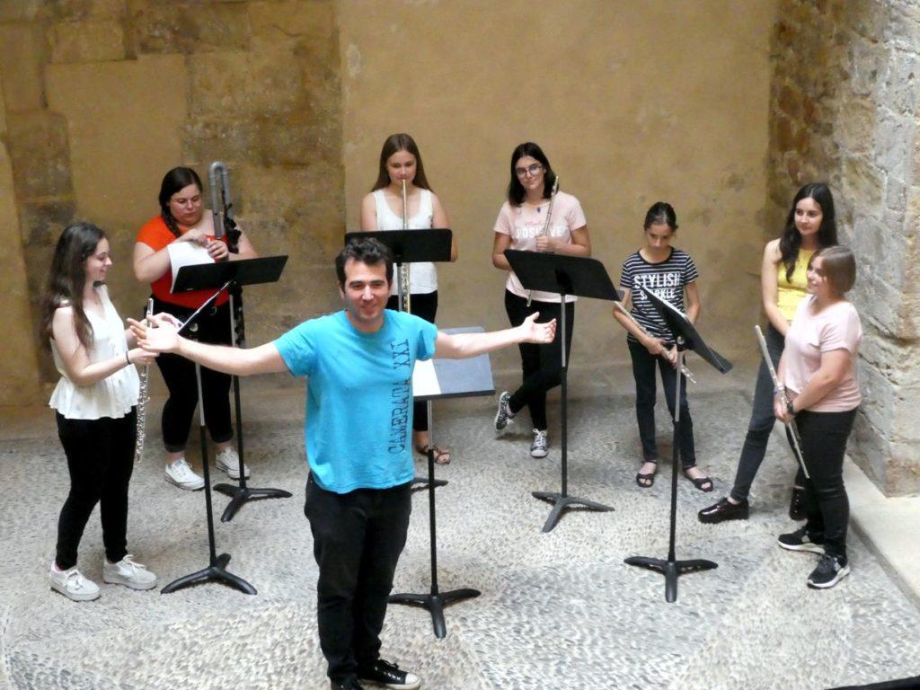 De Petita serenata nocturna, - Romanze i Menuetto, W.A. Mozart
