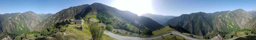 360º, Aixàs i vall d'Os de Civís