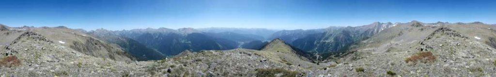 360º, Pic de Percanela