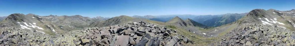 360º, Coll de la Burna
