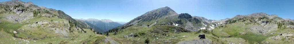 360º, Pla i refugi de l'Angonella