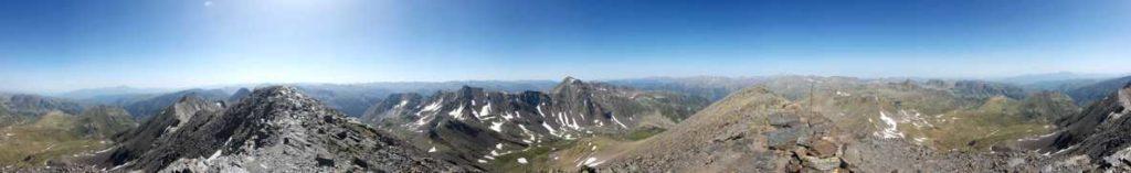 360º, Pic de la Serreta