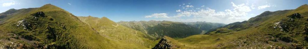 360º, Vall d'Incles