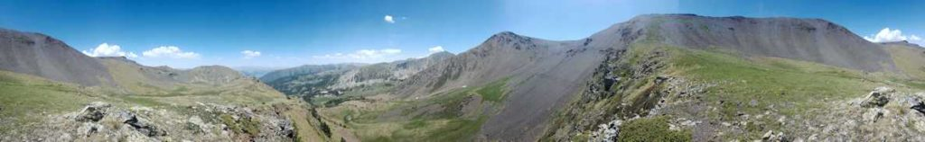 360º, Vall de Claror