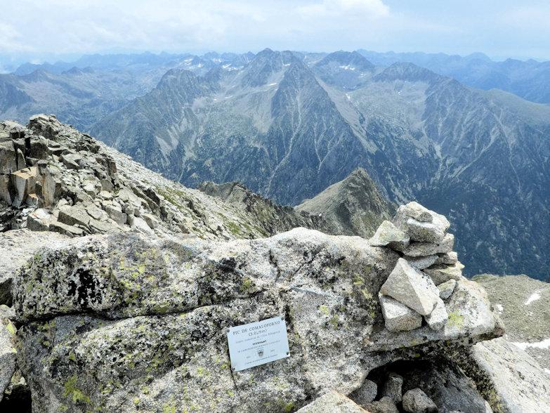 Cim del Comaloforno (3.033m)