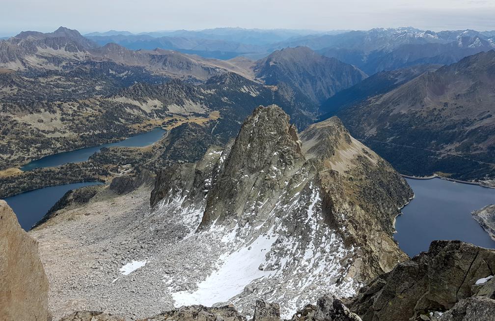 Llac Cap de Llong i llacs de Aubert i de Aumar