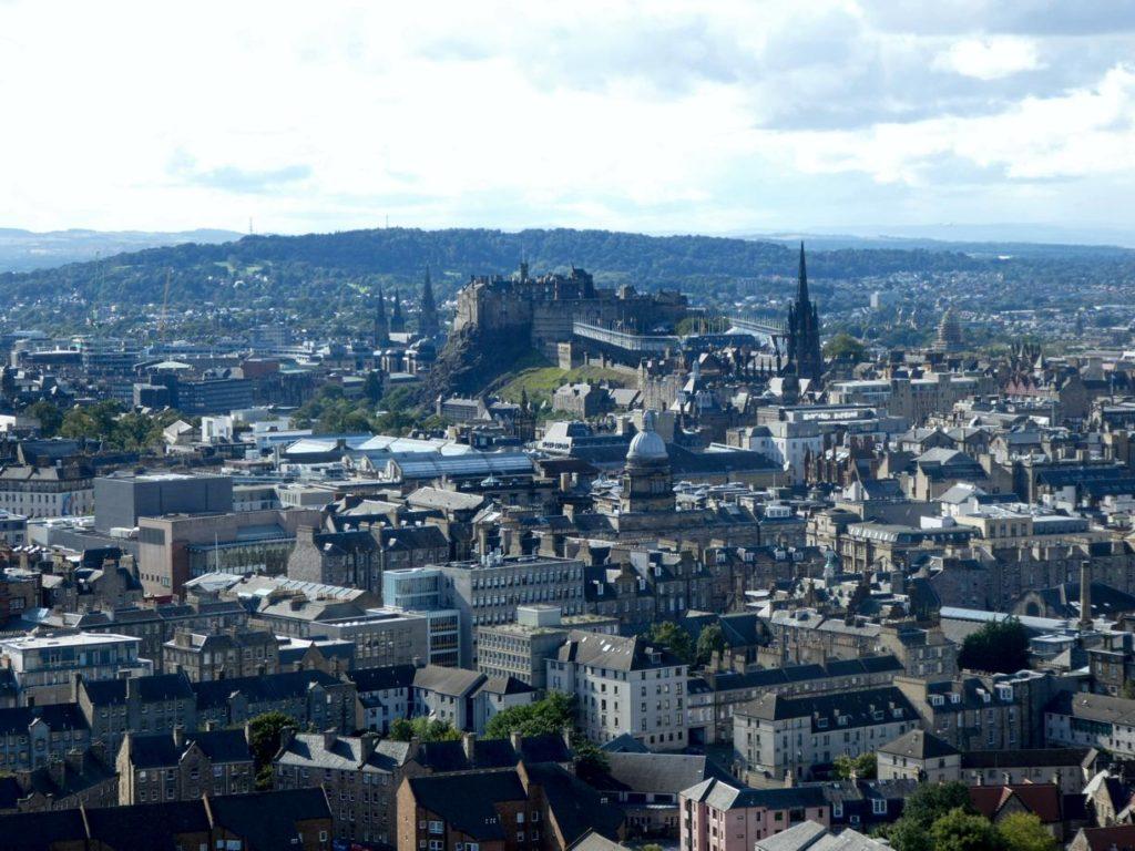 Edimburg i castell