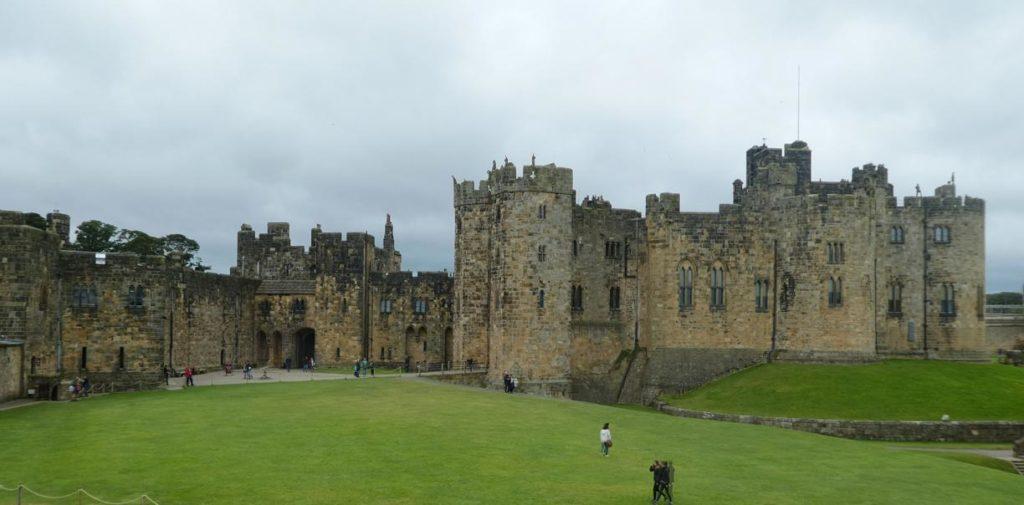 castell de Alnwick
