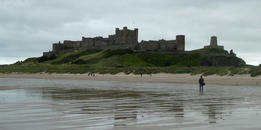 Castell de Bamburgh