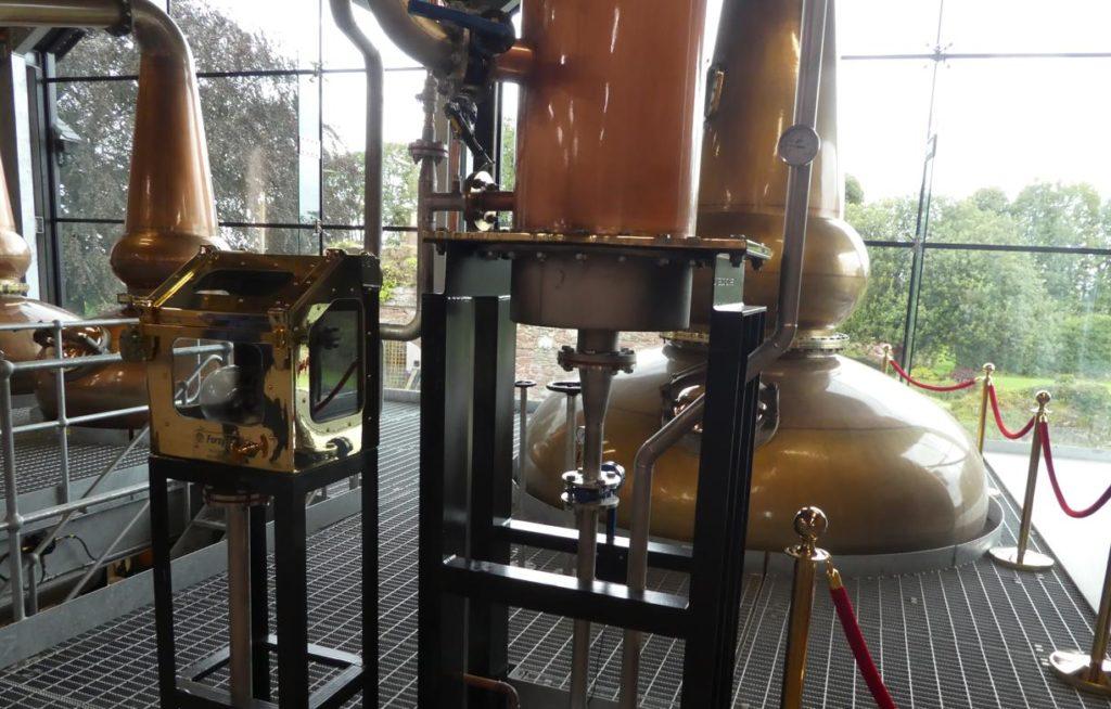 Destil·leria de güisqui