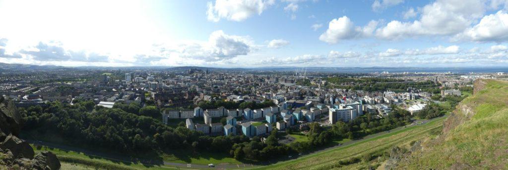 Panoràmica Edimburg